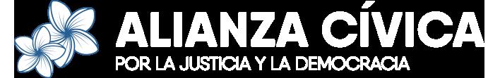 Alianza Cívica por la Justicia y la Democracia de Nicaragua